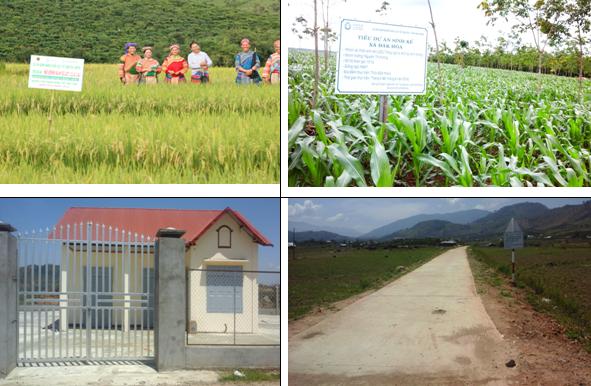 Hiệu quả thiết thực từ Dự án giảm nghèo Tây Nguyên tỉnh Đắk Nông sau hai năm triển khai