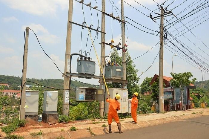 Quy hoạch phát triển điện lực tỉnh Đắk Nông giai đoạn 2016-2025, có xét đến năm 2035 đối với Hợp phần II