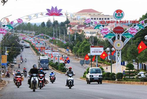 Danh mục các công trình, dự án xúc tiến đầu tư trọng điểm trên địa bàn tỉnh Đắk Nông